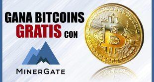 Gana Bitcoin Gratis con Minergate - GUÍA COMPLETA