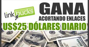 Cómo ganar dinero con Linkbucks