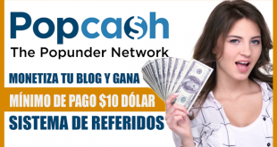 Cómo ganar dinero con Popcash