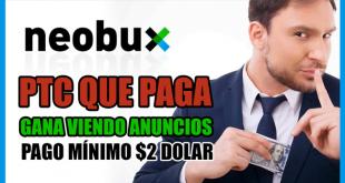 Neobux Paga 2019 - La Mejor PTC que sigue PAGANDO