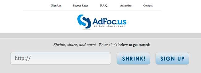 AdFoc comprobante de pago