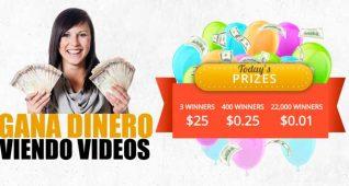 Gana Dinero Viendo Videos con Vindoola