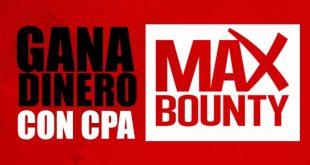 MaxBounty Paga