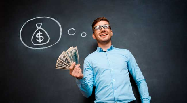 How much money can you earn online