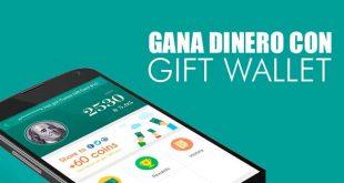 Gift Wallet paga