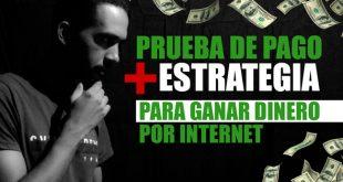 Estrategia Para Ganar Dinero Por Internet