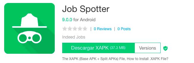Job Spotter