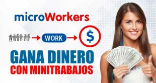 Microworkers Paga