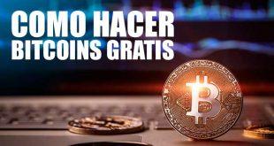 Cómo hacer Bitcoins gratis