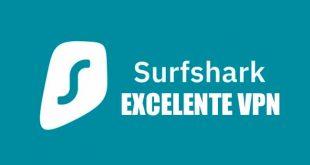 Reseña de Surfshark Excelente VPN