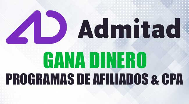 Admitad Afiliados