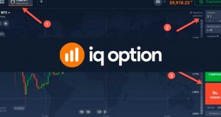 IQ Option Opinión