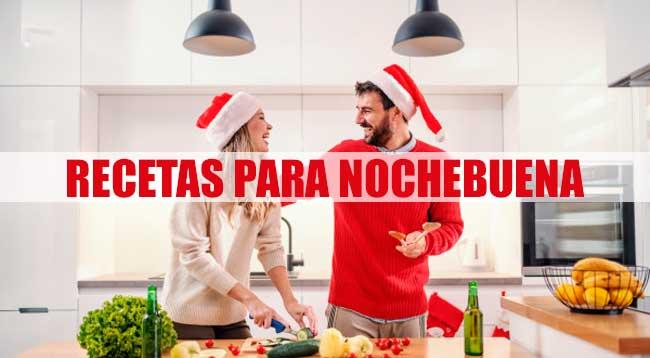 Recetas Para Nochebuena
