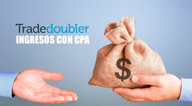 Tradedoubler paga