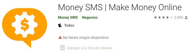 Money SMS App