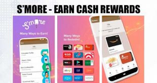 S´More Earn Cash Rewards