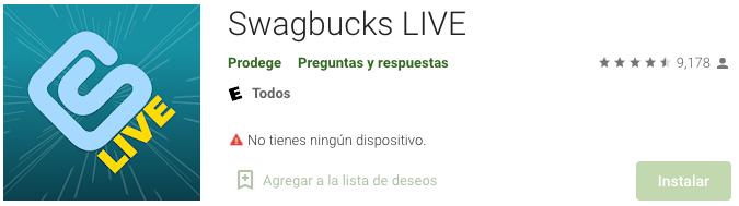Swagbucks Live