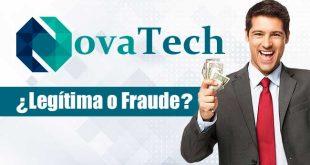 Novatechfx paga o es una estafa